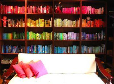 rainbow-bookshelf