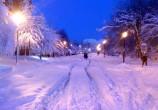 Neve demais...