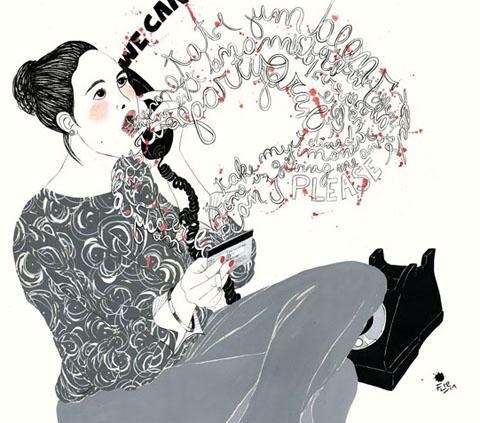 Ilustração: Fernanda Cohen