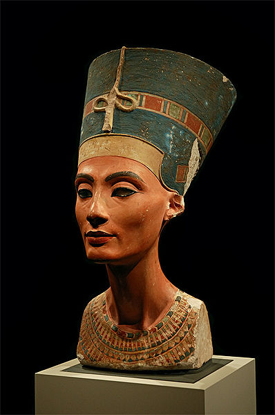 "A ""rainha da cocada preta"" no tempo dos faraós"