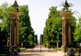 Entrada do Obelisco do Parque Sanssouci