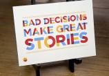 Más decisões fazem grandes histórias