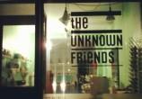 """""""O amigos desconhecidos"""": original como essa barbearia-bar"""