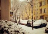 Manhã gelada do dia 21 de fevereiro de 2012