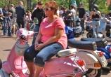 Frau Pink, toda combinandinho :)